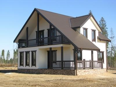 Производство и строительство каркасных домов. Слоним - main