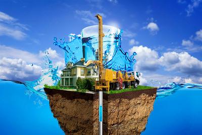 Бурение скважин на воду в Слониме - main